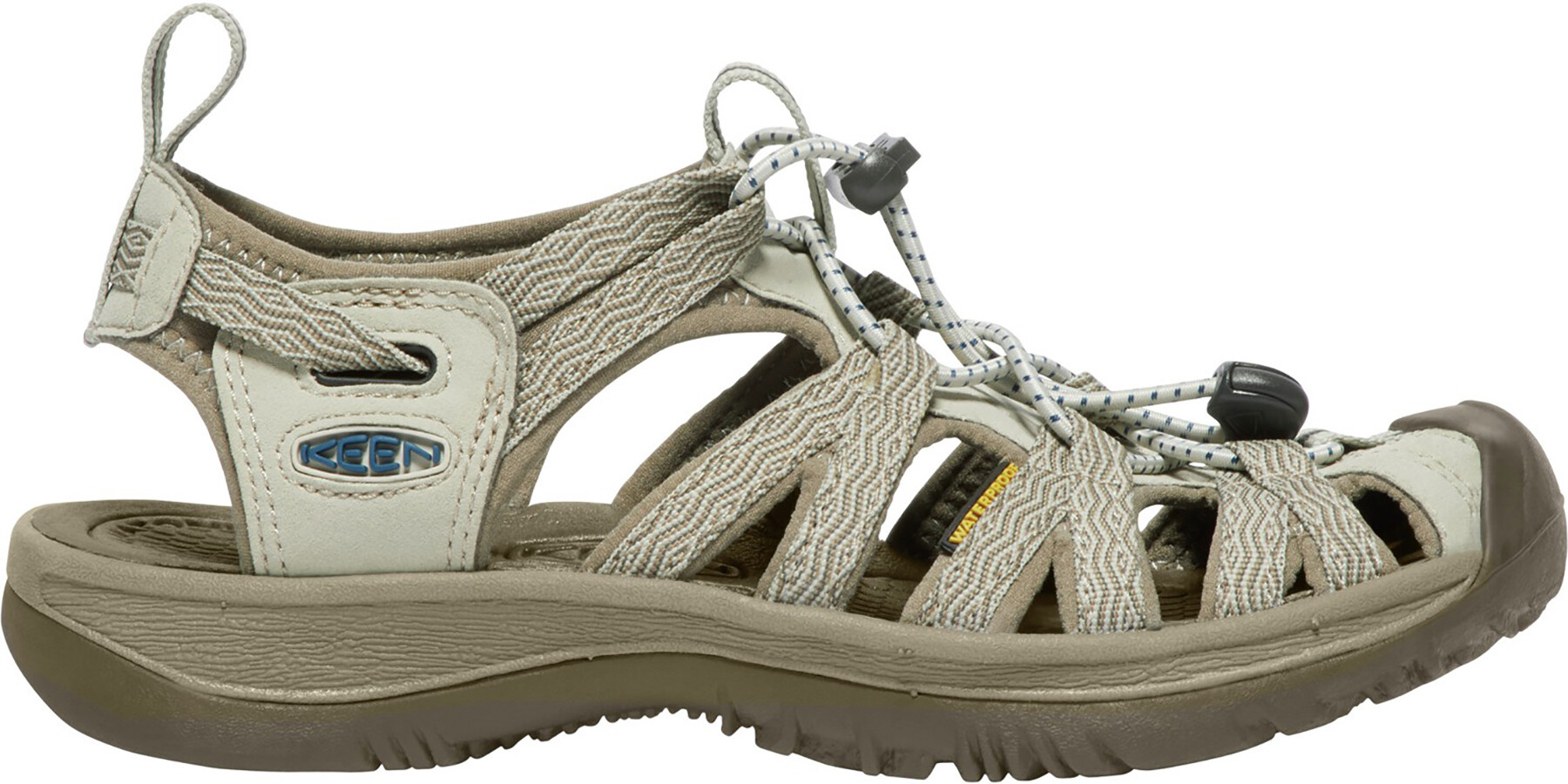 Keen Whisper Sandals Women Agate Grey Blue Opal Campz De